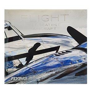 LIVRO FLIGHT 100 GREATEST AIRCRAFT