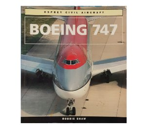 LIVRO BOEING 747 DE 1994