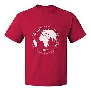 Camiseta Sou Viajante e Coleciono Memórias | Louco por Viagens