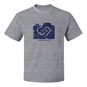 Camiseta Logo | Louco por Viagens
