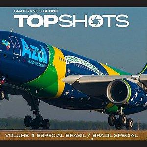 Livro: TopShots vol 1| Panda Beting