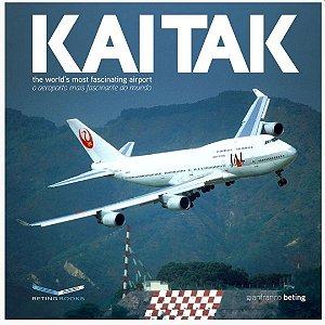 Livro: Kai Tak| Panda Beting