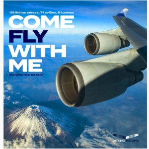 Livro: Come Fly With Me| Panda Beting