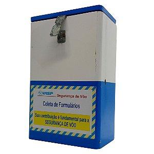 Caixa Correio VASP – Azul
