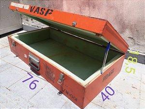 Caixa de armazenamento LARANJA VASP tipo 180