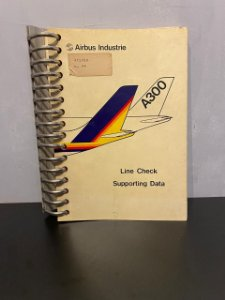 Manual Airbus 300 Line Check Supporting Data VASP