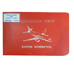 Manual Boeing 737 - Vasp System Schematic Capa Laranja