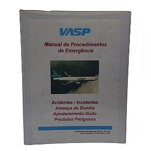 Manual de Procedimentos de Emergência  - VASP