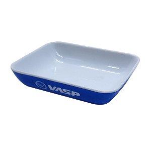 Petisqueira Azul de Porcelana da Vasp