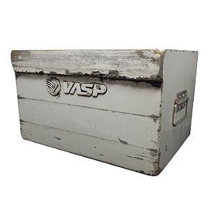 Caixa Cinza Armazenamento VASP