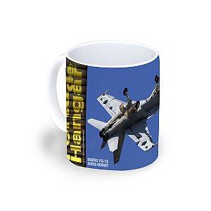 Caneca F18 Porta de Hangar