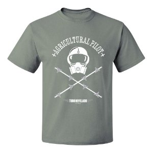 Camiseta Agricultural |Tudo Nivelado
