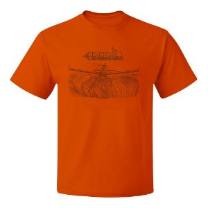 Camiseta Ipanemão Laranja | Tudo Nivelado