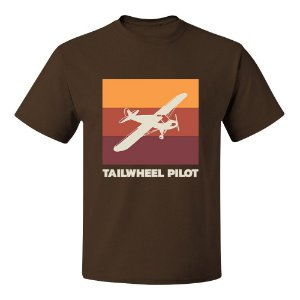 Camiseta Tailwheel | Tudo Nivelado