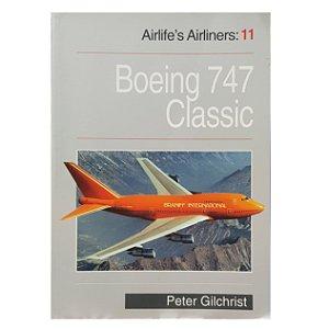 LIVRO BOEING 747 CLASSIC DE 2000