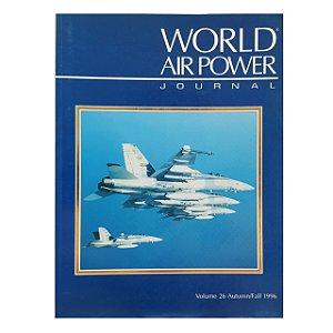 LIVRO WORLD AIR POWER 1996