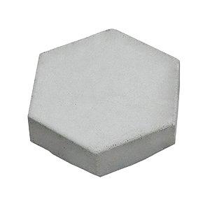 Bloquete Sextavado 25 X 25 X 08 cm