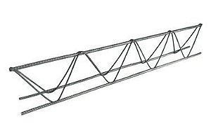 Ferro Para Laje Treliça Com 10cm De Altura Ferro 6mm