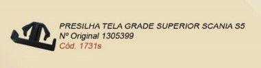 PRESILHA TELA GRADE SUPERIOR (SCANIA S5)
