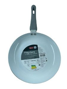 Frigideira Revestimento Cerâmico 24CM Cinza 4632