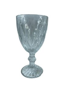 Taça Água Diamond Transparente 325 ML