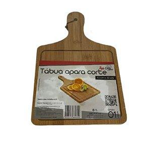 Tábua Quadrada de Bambu 32X20 TRC8085