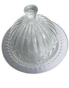 Queijeira Cristal Renaissance 20CM