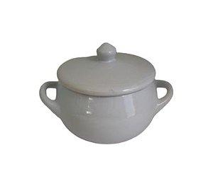 Sopeira Cerâmica Branco Pequeno