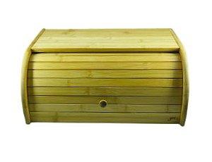 Porta Pão Bambu Grande
