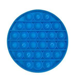 POP IT Antistress Redondo Azul