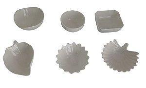 Petisqueira de Porcelana Diversos Modelos
