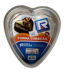 Forma Coração Médio 1L