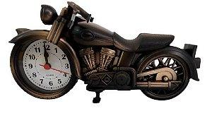 Relógio de Mesa Moto