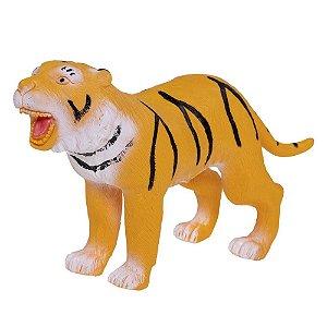 Tigre Amarelo de Vinil VB301