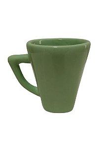 Caneca Cônica Verde 250ML