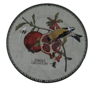 Prato Sobremesa Romã