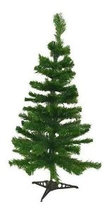 Árvore de Natal 90cm 80 Galhos