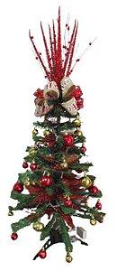 Árvore Decorada Natal 90CM