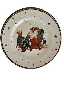 Prato Sobremesa Father Christmas