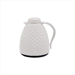 Bule Térmico Rattan 750ML – Branco