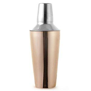 Coqueteleira Inox Bronze 750ML