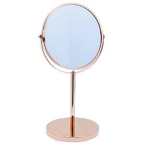 Espelho de Aumento Base - Bronze