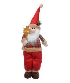 Papai Noel em Pé 48CM