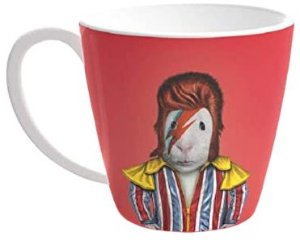 Caneca Pets Rock Glam Red 405ML