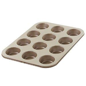 Forma para 12 Cupcakes Lumiere 1416