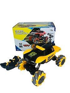 Carro Controle Remoto Jipe Monstro WB7748