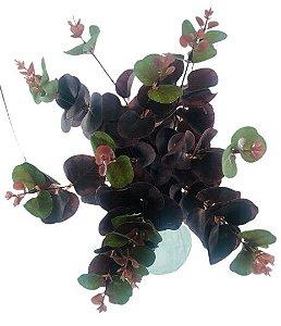 Folhagem Eucalipto Vermelho Outono X75 49CM 41958