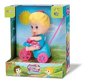 Little Dolls Playground Triciclo