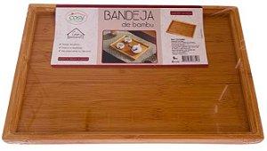 Tábua de Corte Bambu 33x22x2,5CM ET3404