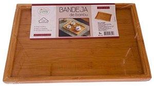 Bandeja de Bambu 37x26x2,5CM CZ19469
